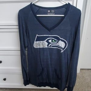 Seahawk shirt